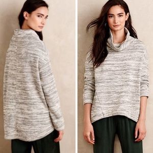 Anthropologie Saturday Sunday | Cowl Neck Sweater